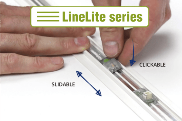 Clickable LED modules
